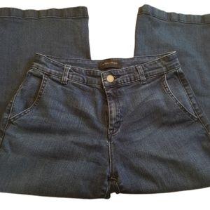 || BANANA REPUBLIC || Size 27/4 Crop Jeans